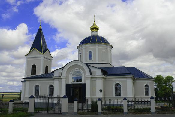 внешний вид храма 2008 г.
