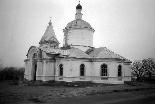 фото 1 храм в 1998 г.